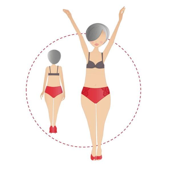 lingerie patroon slip